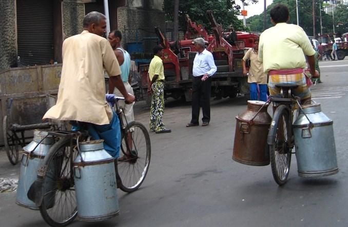 Kalkuta bez rowerów