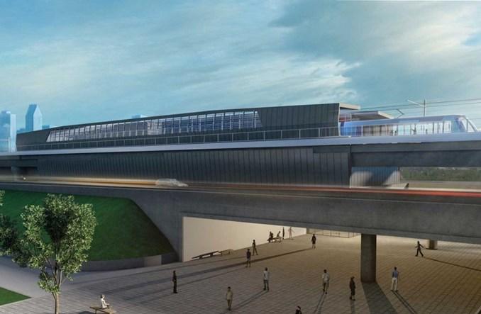 REM - Nowy system lekkiej kolei w Montrealu