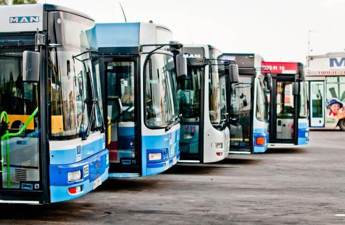 Siedlce: nowe rodzaje biletów dla pasażerów komunikacji miejskiej
