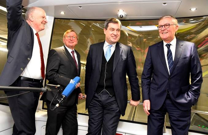 Monachium testuje lotniskowe metro
