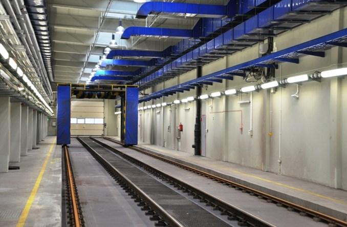 Metro z rozbudowanym zapleczem. Nowa elektrowozownia niemal gotowa