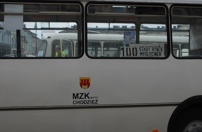 Chodzież kupi nowe autobusy za unijne pieniądze