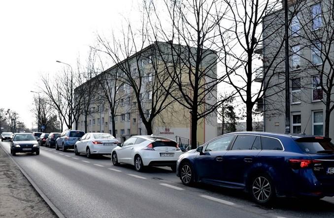 Poznań. Korek jak na Naramowickiej. Jak długo bez tramwaju?