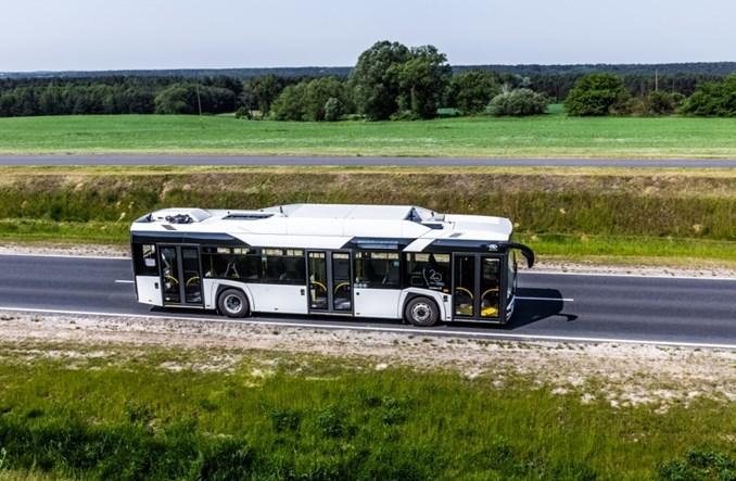 Nowy Solaris Urbino 12 Hybrid i Urbino 12 CNG na targach w Hanowerze