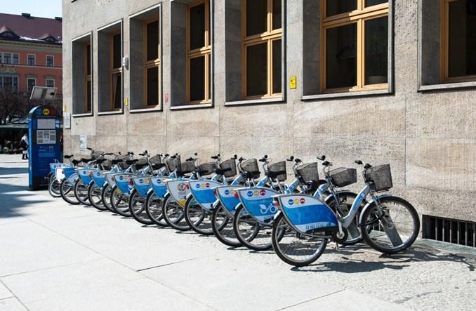 Rower miejski bezpieczniejszy niż własny?
