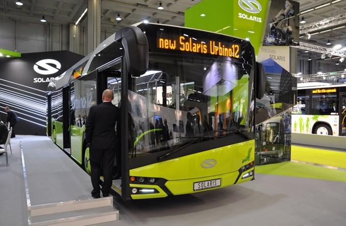 Solaris dostarczy 60 autobusów do Krakowa