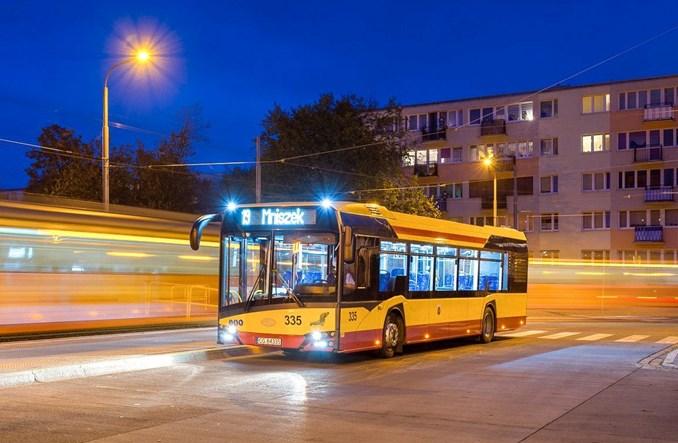 Grudziądz kupi cztery nowe autobusy