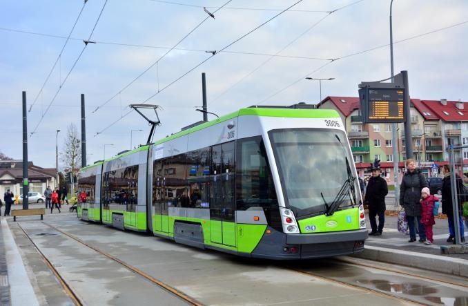 UZP potwierdza: Wpłynęły dwie skargi na olsztyńskie tramwaje