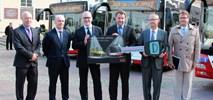 Opole ma trzy nowe autobusy. 15-metrowe MAN-y