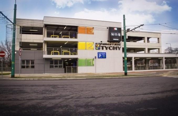 Pierwszy na Śląsku parking Park&Ride powstał w Tychach