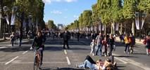 """Paryż po dniu bez samochodu. """"Niebo jest bardziej niebieskie"""""""