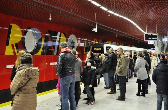 Najbliższa niedziela 13 maja bez II linii metra