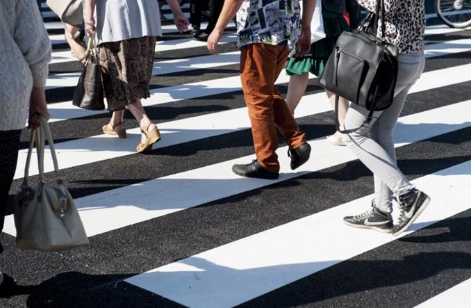 Warszawa: W tym roku pasy i przejazdy rowerowe przy Centralnym