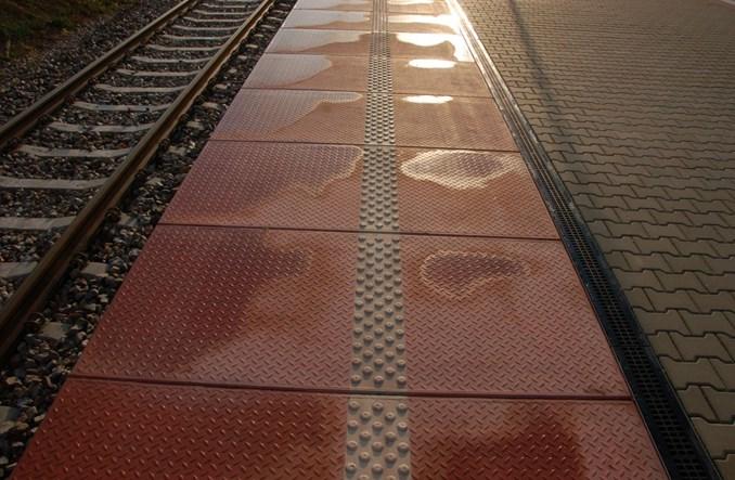 Kołobrzeg z nowym przystankiem kolejowym