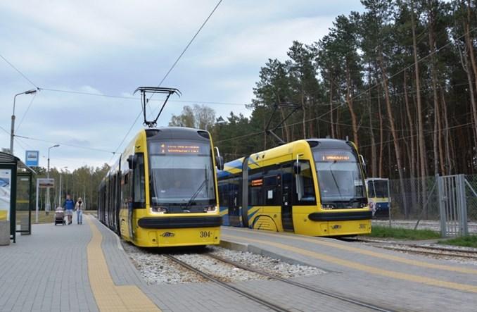 Toruniowi brakuje miejsca na tramwaje. Od lat siedemdziesiątych