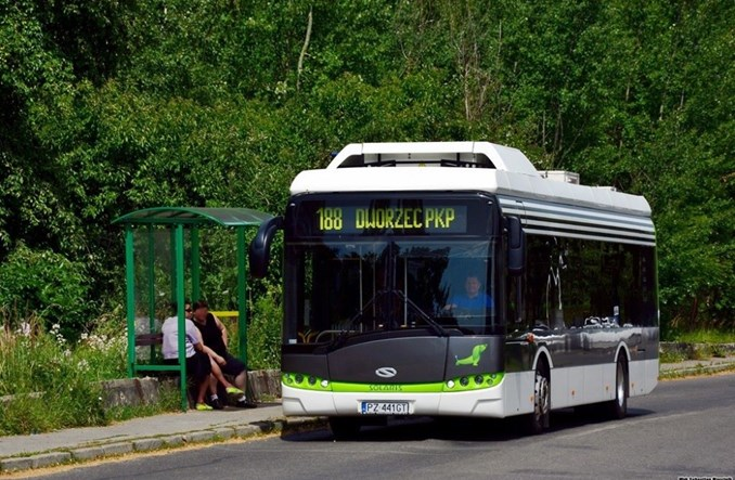 35 hybrydowych autobusów Volvo dla PKM Sosnowiec