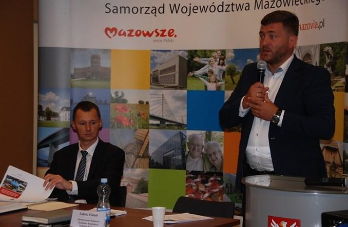 Na Mazowszu trwają konsultacje planu transportowego