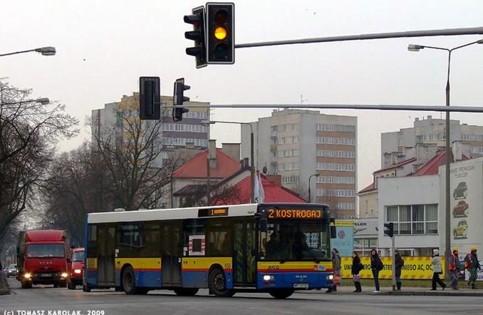 Płock. Solaris wygrał autobusowy przetarg