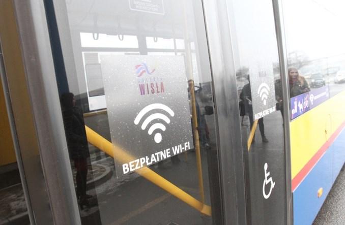Płock. Bezpłatna sieć Wi-Fi w autobusach Komunikacji Miejskiej