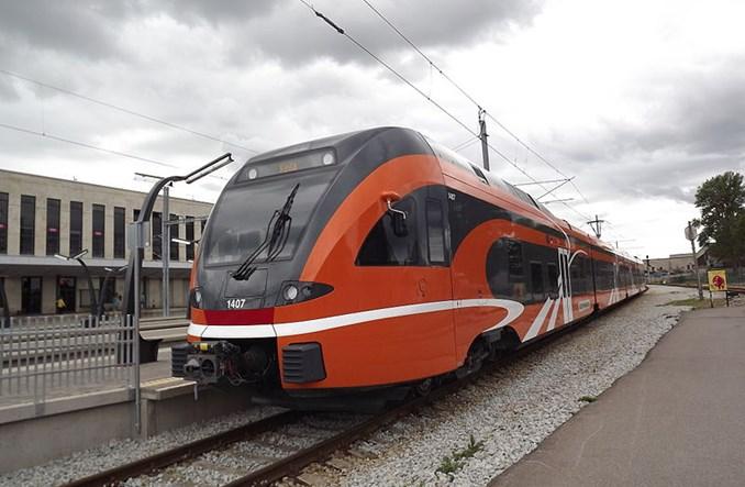 Tallinn: Nadchodzi koniec darmowych przejazdów koleją?