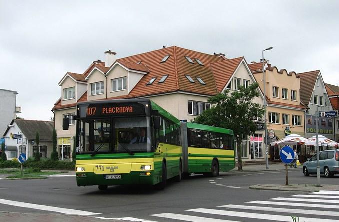 Szczecińsko-Polickie Przedsiębiorstwo Komunikacyjne kupuje pięć autobusów