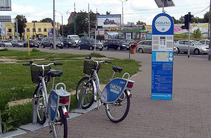 Poznań. Za trzy lata będzie sto stacji i tysiąc rowerów miejskich