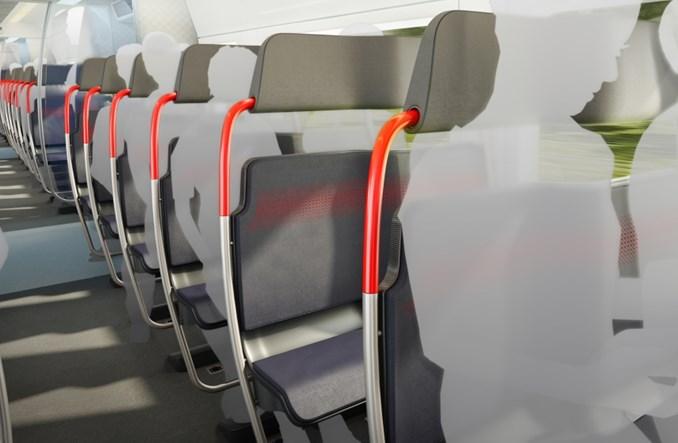 Więcej miejsca w pociągach. Dzięki nowym fotelom