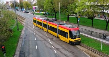 Tramwaje Warszawskie z ofertami na kolejne priorytety. M.in. Grochowska, Towarowa i Okopowa, Prosta