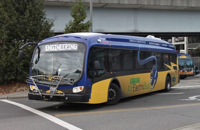 Seattle kupuje 73 autobusy elektryczne od Proterry