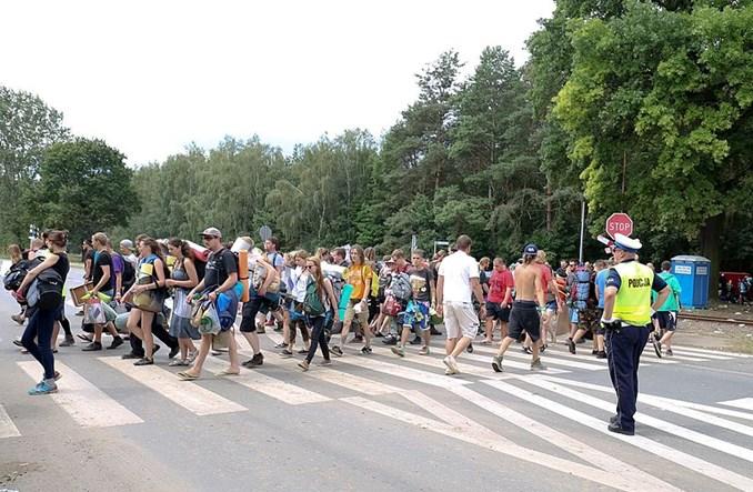 W tym roku na drogach przejechano już 100 pieszych