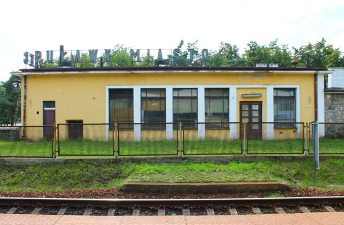 Spór o Puławy Miasto. Jaki będzie nowy dworzec?
