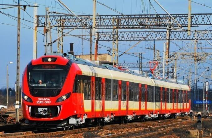 Warszawa: Funkcjonowanie SKM w aglomeracji stabilne