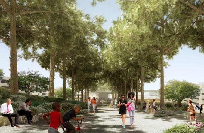 """Atlanta. Powstała koncepcja """"podniebnego"""" parku"""