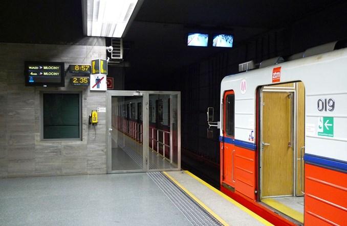 Metro: Naprawa rosyjskich składów konieczna mimo planów sprzedaży