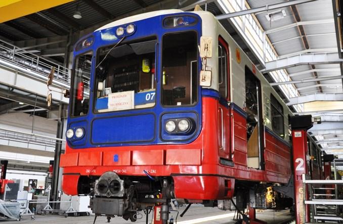 Metro z ofertą ZNTK Mińsk Maz. na naprawę główną 40 wagonów rosyjskich
