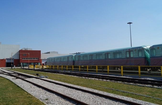 Metro foliuje nadmiarowe pociągi rosyjskie