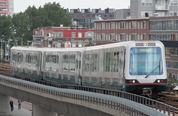 Rotterdam inwestuje w system metra