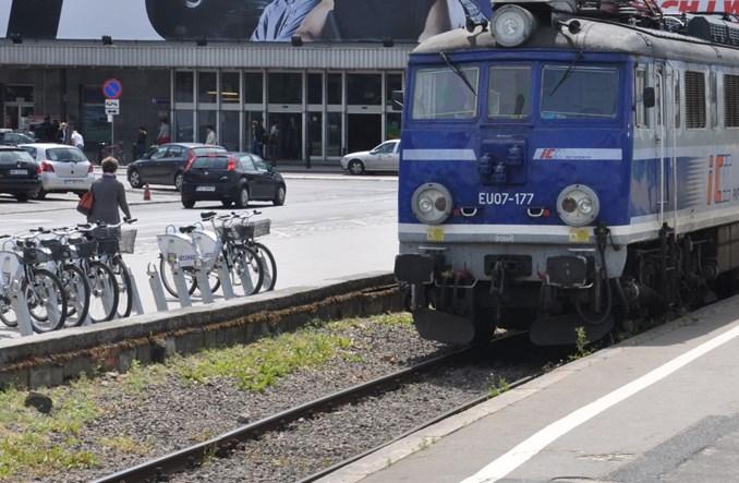 Rowery na kolei