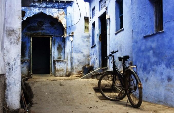 Krotoszyn. Nietypowy rower miejski