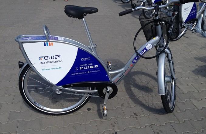 Radomski rower miejski. Chcą go mieszkańcy i urzędnicy