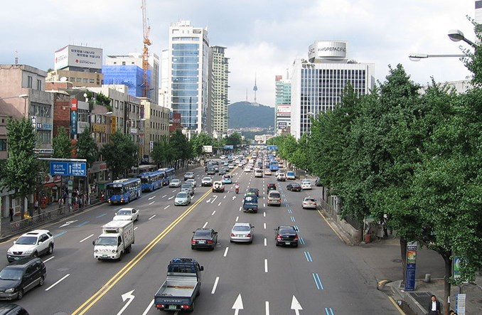 Autostrady w Seulu do rozbiórki