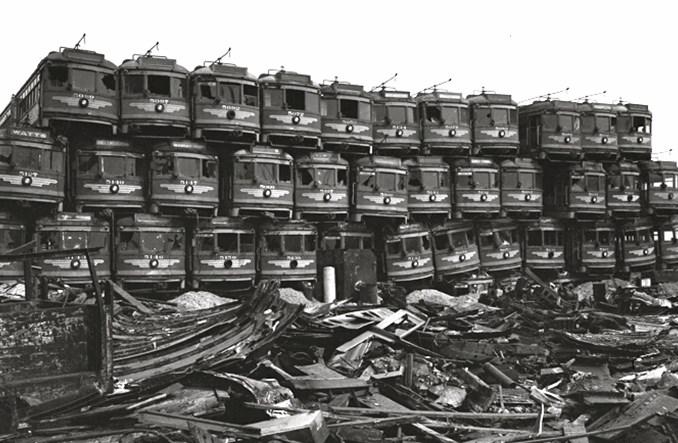 Jak ginęły Red Cars, czyli tramwaje za dolara