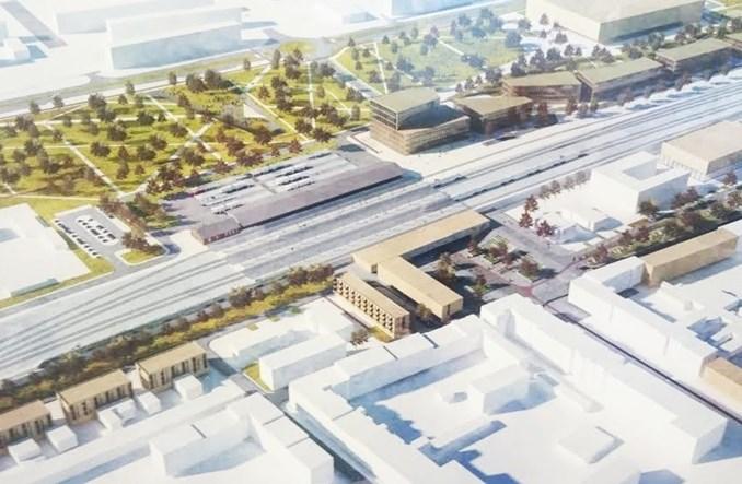 PKP SA pokazały jak może wyglądać nowy dworzec w Słupsku