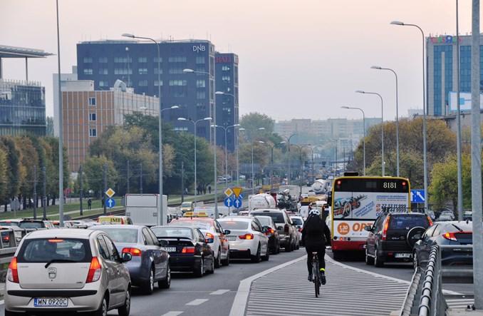 Warszawa. Służewiec żegna się z ul. Marynarską w obecnym kształcie