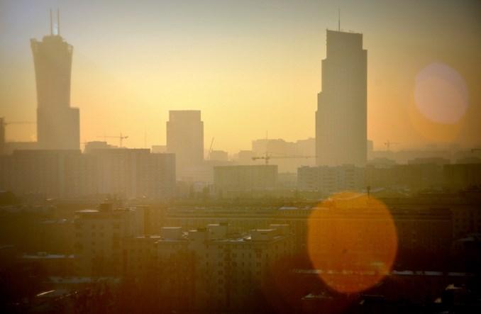 Skąd się bierze smog i jak bardzo winne są auta?