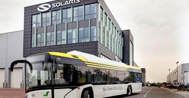 Solaris dostarczy elektryczne autobusy do Norymbergi i Furth