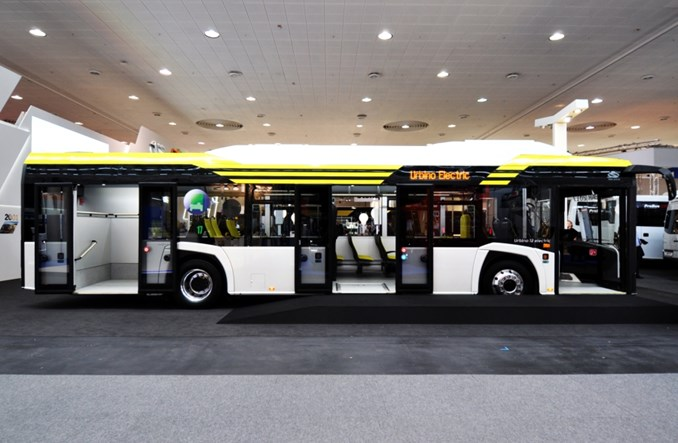 Warszawa, Gdynia i Solaris w inicjatywie Clean Bus