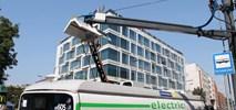 MPK Kraków zbuduje punkty do zasilania elektrobusów