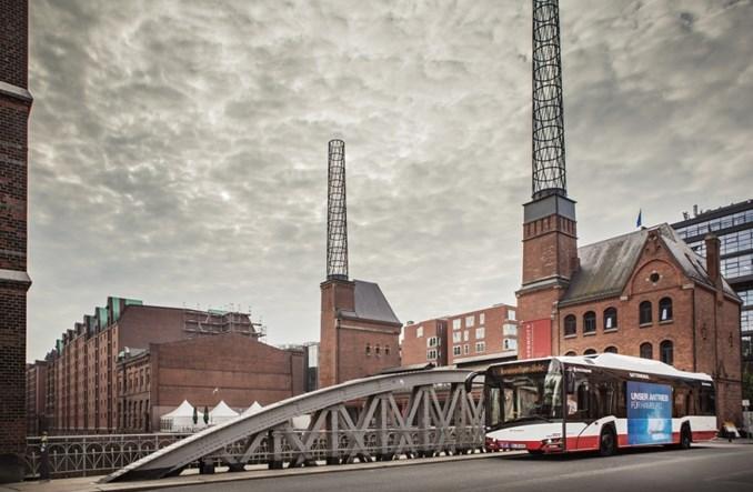 Solaris zaplanuje elektryczną komunikację autobusową dla Oslo