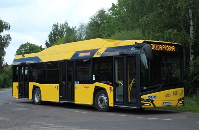 Mysłowice. Nowe Solarisy Urbino CNG już odebrane